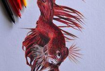 Art fish