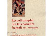 Moyen Age / Une sélection des nouveautés du Pôle Moyen Age au SCD de l'Université de Poitiers.