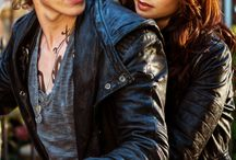 Jamie Campbell bower as Jace Wayland / Mortal instruments - movie