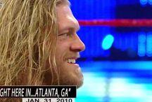 Edge (WWE) / Adam Joseph Copeland, mejor conocido como Edge, es un luchador profesional retirado y actor Canadiense que trabajó casi toda su carrera en la WWE.  #Edge #WWE #TheRatedRSuperstar #AdamCopeland