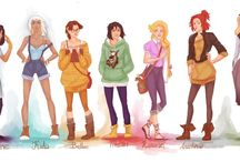 Disney y más