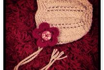 Handknitted items made in shetland