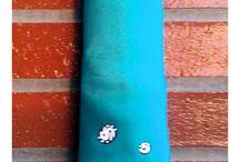 Corbatas pintadas a mano / Corbatas pintadas a mano para los hombres que quieran salir de lo habitual.
