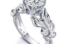 Enagement rings