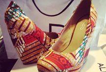 Color & shoes / by Laurent Enzo François