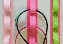 hair bands - decorations