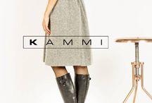 Kammi Fall Winter 2017-2018 / Collezione Autunno Inverno Kammi Calzature