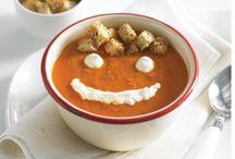 Zupy / Ciekawe przepisy na zupy, chłodniki i kremy.