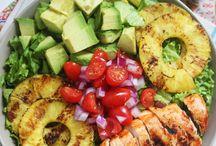 Favorite  salads