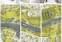 visualisation - arch - landscape