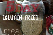 Gluten Free / by Megan Cummins Bowe