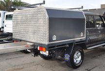 Alloy Ute Campers