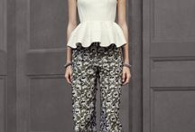 Resort Outfits 2016 Balenciaga / Fashion Resort 2016 (Balenciaga/Chanel)