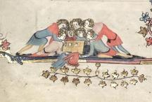 Středověký vobrázky