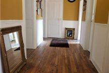 Interior @ Duchess - Walls
