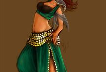 Belly Dancing / by Cheryl Bagwell-Covington
