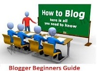 Blogger Beginners Guide / by Ravi Saive
