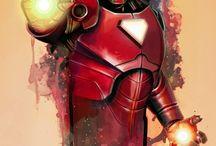 Marvel / Inspiration for Sara etc.