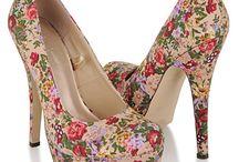 Footwear  / by Delainie Brown