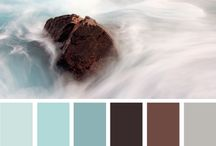 Wall colors I love! / Colors to inspire me when I'm picking wall colors for our home.
