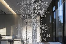 Environmental Graphics: Office