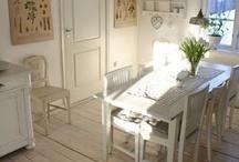 Swedish style kitchen