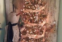 Christmas ~ Primitive / by Sherry Bunch