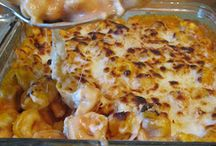 Casseroles and Comfort Food