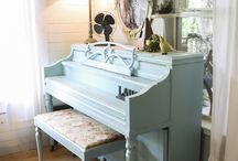 duvar piyanolari