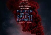 """Murder on the Orient Express / From the novel by best-selling author Agatha Christie, """"Murder on the Orient Express"""" tells the tale of thirteen strangers stranded on a train, where everyone's a suspect. Kenneth Branagh directs and leads an all-star cast including Penélope Cruz, Willem Dafoe, Judi Dench, Johnny Depp, Michelle Pfeiffer, Daisy Ridley and Josh Gad."""