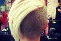 Special short HAIR cuts - Female - Franck Angellini