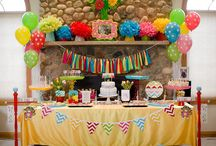 party / by mimi qurban