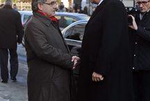 """România - Je suis Charlie"" / surse foto: www.presidency.ro, www.ambafrance-ro.org, Alexandru Lancuzov, Radio Cluj"