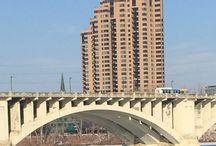 Minneapolis / Around and about Minneapolis, MN
