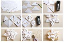 Origami stb. / Kreatív