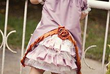 girl dress for Emma / by Pamela ORourke