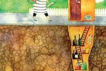 Illustrations / by Vanessa Mellet