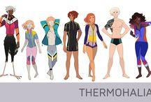 Thermohalia