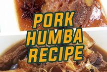 Pork Humba#2