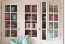 meubles vitrines