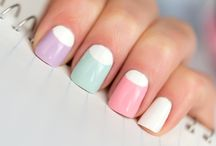 Spring 2015 nail trends / by Sinsay