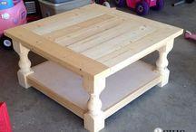 bygge møbler