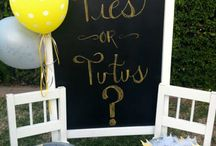 Gender Reveal Parttaaay / by Janet Ward
