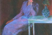 9) Classical - Claude Monet
