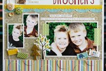 cards/scrapbooks / by Christi Matthes