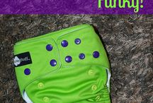 Cloth Diaper Reviews from #FluffyBloggers