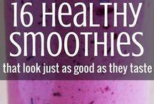 Υγιεινές συνταγές smoothie