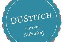 DUStitch / Cross Stitching for Beginners... www.DUStitch.etsy.com