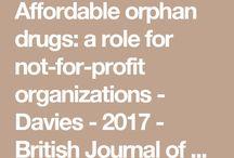 Médicaments orphelins/Orphan drugs