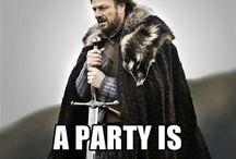 GoT Party